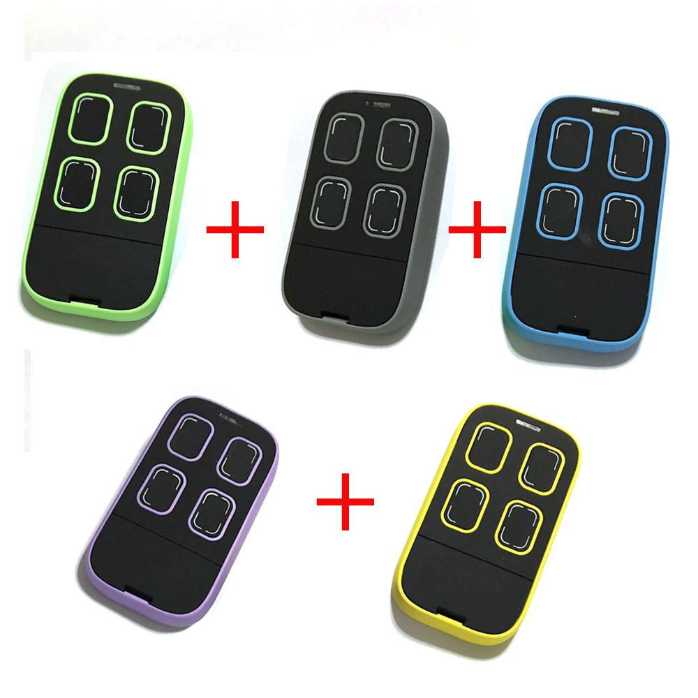 10 pcs free shipping cost multi frequency remote control duplicator garage door opener 280mhz to 868mhz