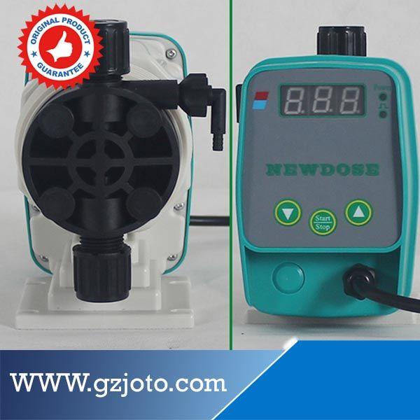 DFD-01-07-M Solenoid Diaphragm Metering Pump 220V 50HZ Diaphragm Dosing Pump Corrosion Resistance