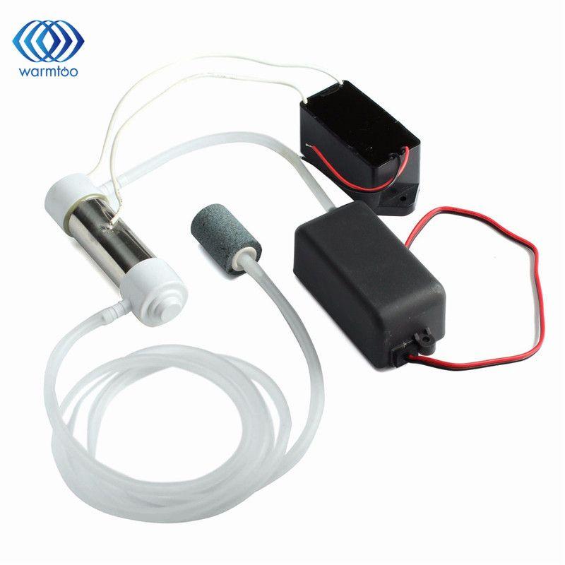 Neue Ankunft AC 220V 500mg Ozon Generator Ozon Wasser Luft Reinigen Sterilisator Ozonisator Reiniger
