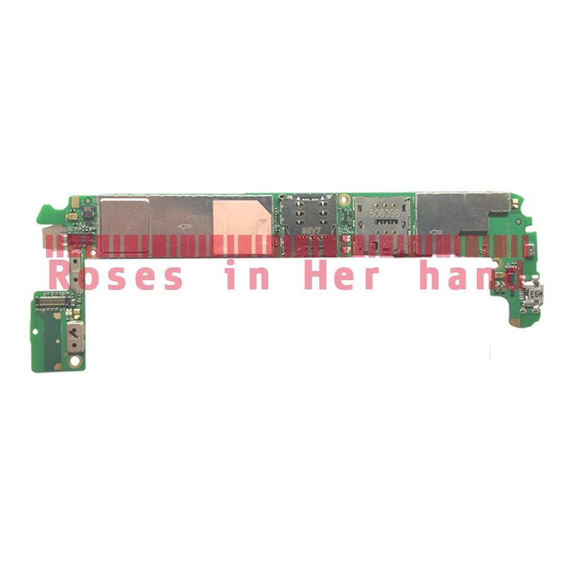 Full Working Original Unlocked For HUAWEI Ascend G7 Motherboard Logic Mother Circuit Board Lovain Plate