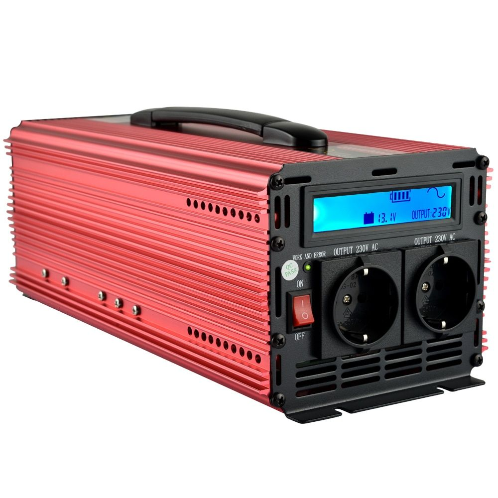 frequency inverter 2500W pure sine wave with low price