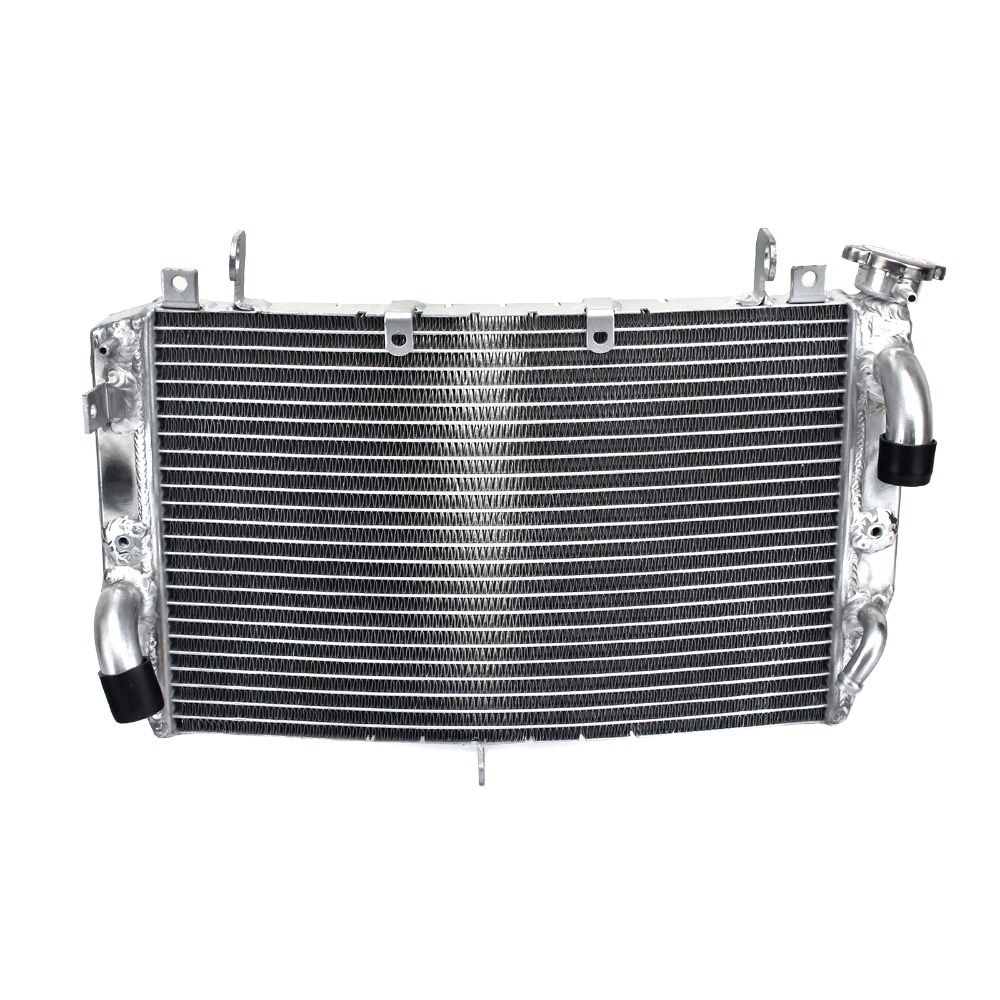 BIKINGBOY Radiator for Yamaha Engine Cooling YZF R1 2009 2010 2011 2012 2013 2014 Water Cooler Aluminium Alloy Core Motorcycle