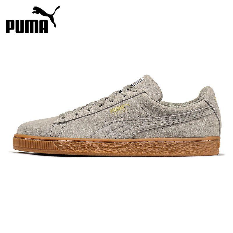 Original Neue Ankunft 2018 PUMA WILDLEDER Klassische herren Skateboard Schuhe Turnschuhe