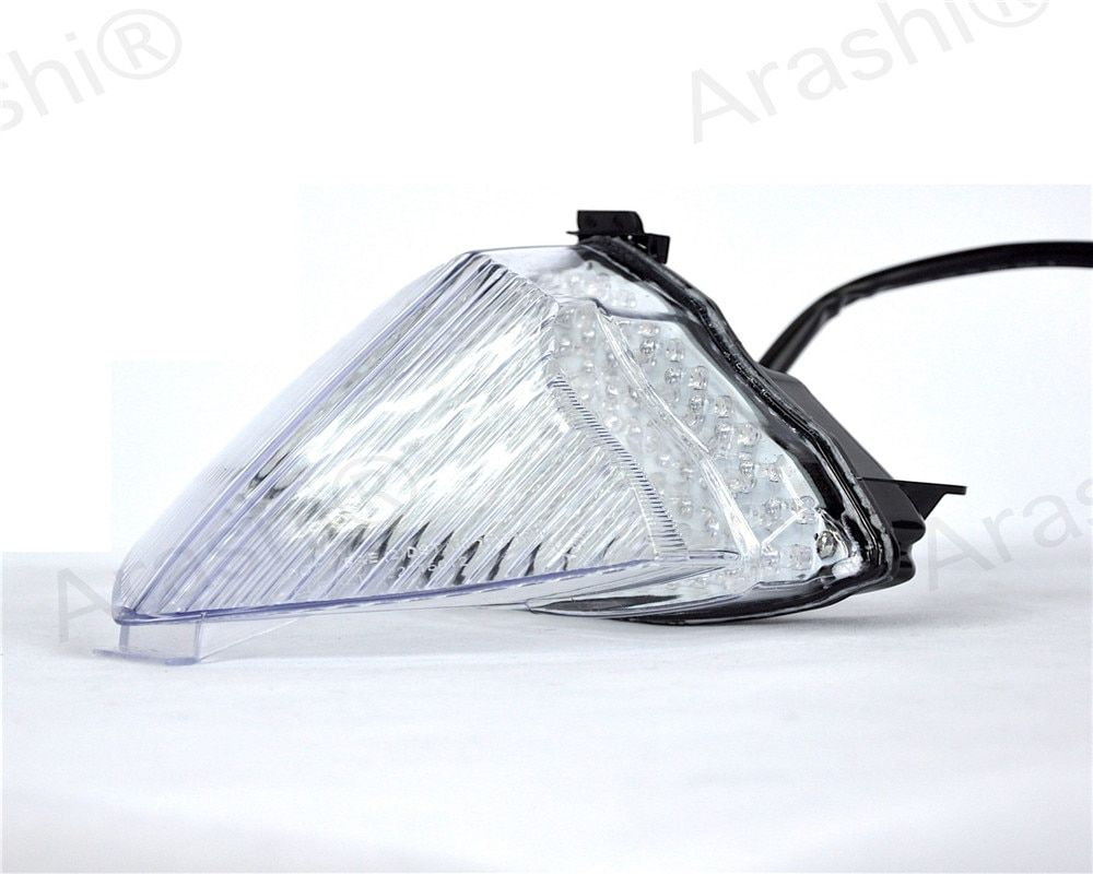 Motorcycle Rear Tail Light For YAMAHA YZF R1 2004 2005 2006 Turn Signals Brake Light LED LAMP