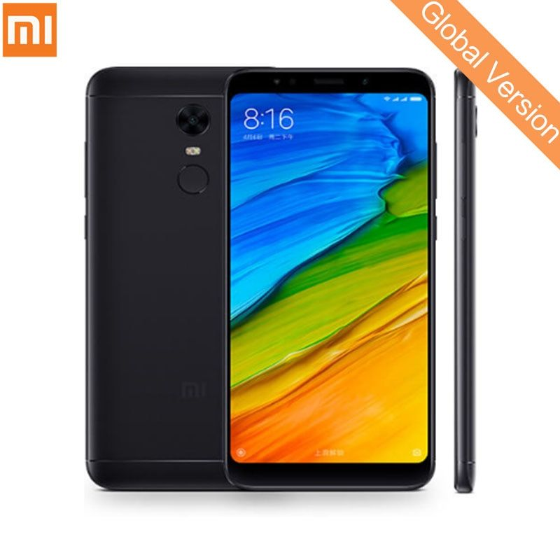 In Stock Global Version Xiaomi Redmi 5 Plus 3GB 32GB 5.99