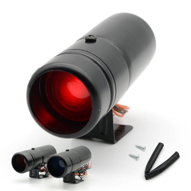 Rot und Blau Led Einstellbare Tachometer Rpm Tacho Gauge Pro Shift Licht 1000-11000 Universal