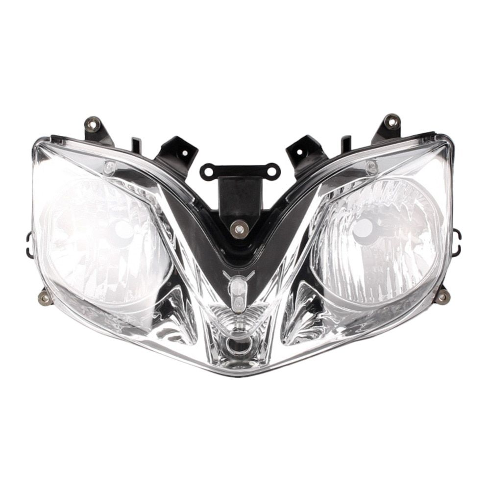 For Honda CBR 600 F4i CBR600F4i Front Headlights Headlamp 2001 2002 2003 2004 2005 2006 2007 Motorcycle Lighting Head Light Lamp