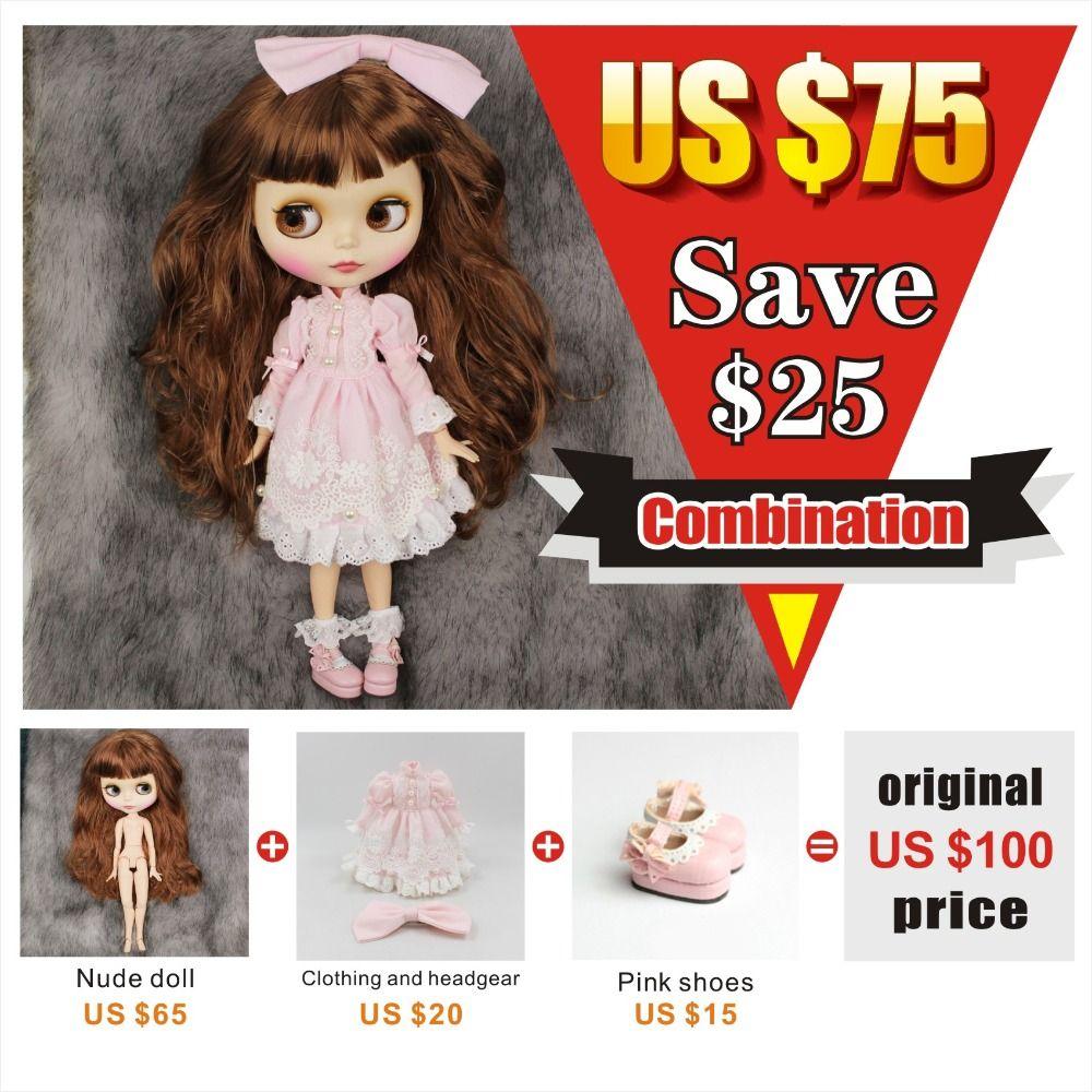 Livraison gratuite usine blyth poupée bjd commune corps 1/6 jouet cadeau combinaison avec robe chaussures offre spéciale sur vente pas livraison main ab