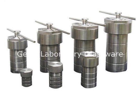 300 ml Teflon Ausgekleideten Hydrothermale Synthese Autoklavenreaktor (Anpassbare)