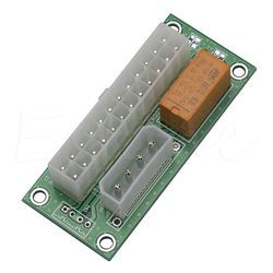 Drop Shipping Dual Triple Power Supply Adapter Connector Relay Adapter Link Multiple add2PSU Z07