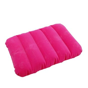 INTEX Kids Outdoor Portable Inflatable Air Pillow Assorted Colors 68676