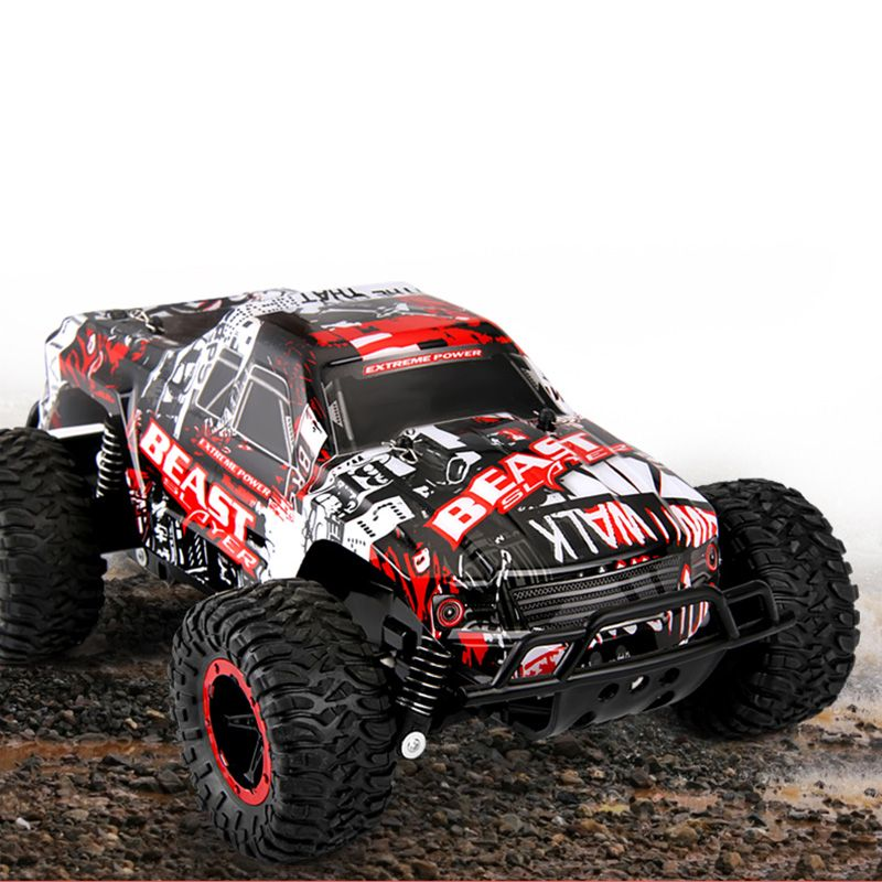 Wltoys 1:16 Machine Remote Control Car Remote High Speed RC 2WD Toy Car Radio Controled Models RC Car Toy for Children Off-Road