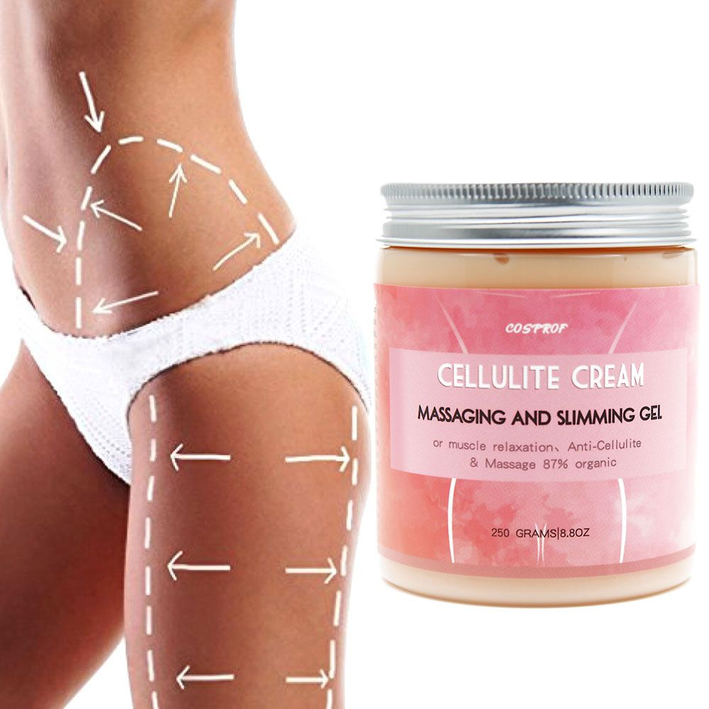 COSPROF Slimming Cellulite Cream Fat Burner Weight <font><b>Loss</b></font> Creams