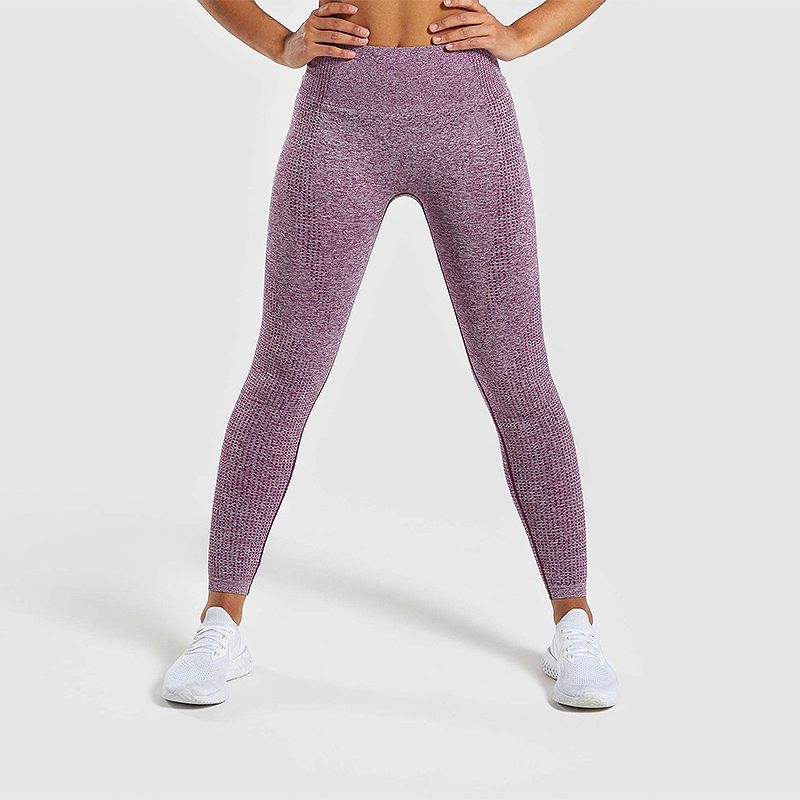 Women Gym Pants Sport Running Exercise Tights Workout High Waist Push Up Yoga Pants Anti cellulite Vital Seamless Leggings