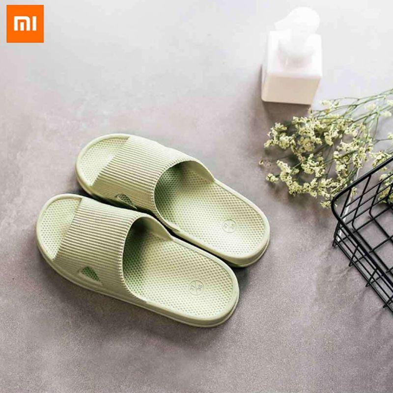 Authentique Nouveau Xiaomi Un nuage Haute Qualit Pantoufles D'été Femmes Pantoufles Doux Flip Flops Dames Homme Sandales Casual Chaussures Slip