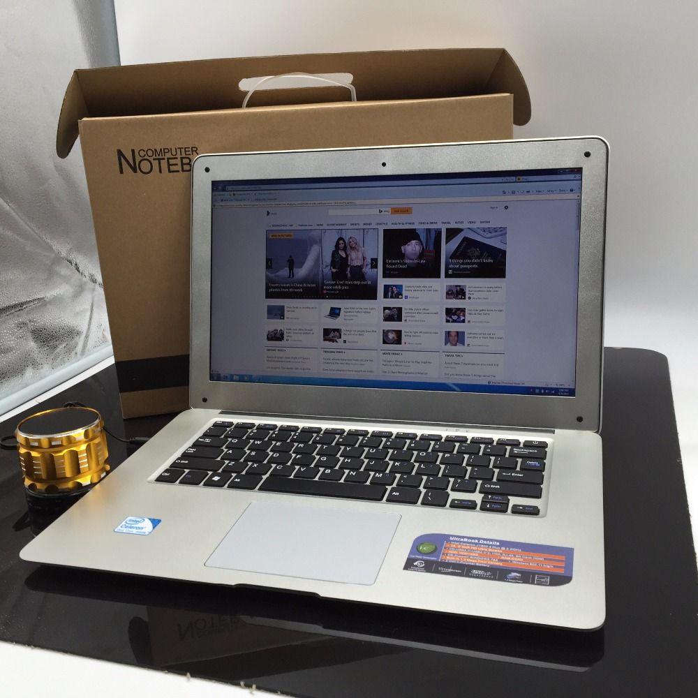 14 zoll windows7/8 laptop-Computer INTEL Pentium N3510/3520/3530/3540 Quad Core 8 GB, 128 GB SSD 1 TB HDD WIFI HDMI Schlank Ultrabook