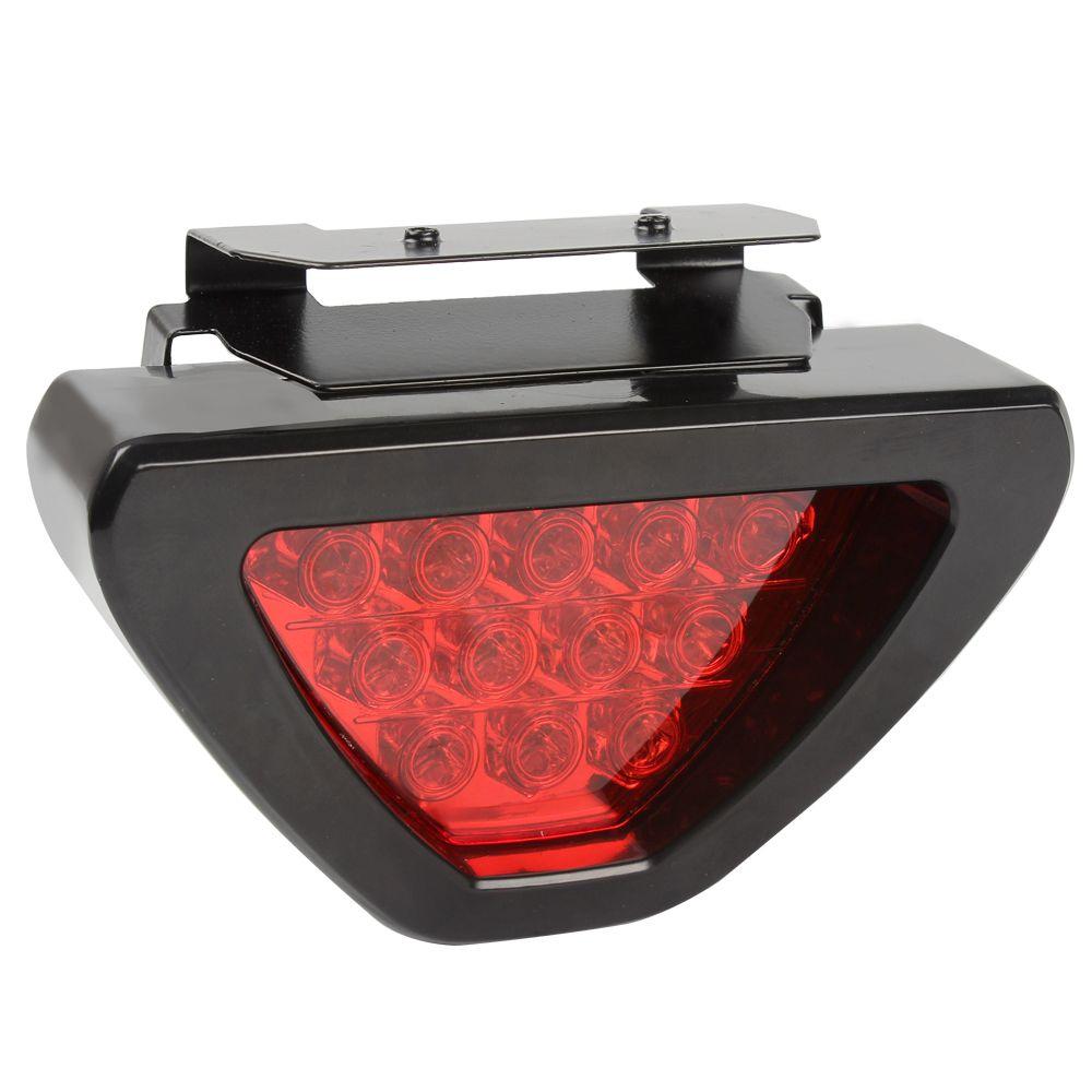 Dreieck Auto Rückleuchten Bremsleuchte Nebel Lampe Universal Red LED-Blitz Lampen Lkw Auto Warnung Licht Auto-styling