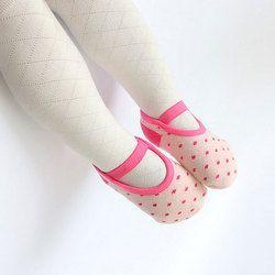 1 Pair Karakter Lantai Balita Kaus Kaki Bayi Kaus Kaki Pendek Lembut Comfy Cotton non-slip Sepatu Balet
