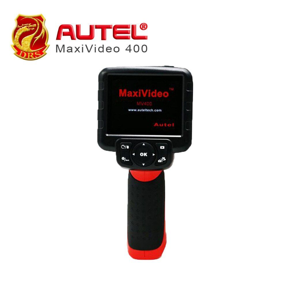 Autel Maxivideo MV400 Digital Videoscope with 8.5mm diameter imager head inspection camera MV 400 Multipurpose Videoscope