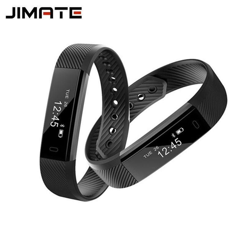 ID115 Bracelet intelligent Fitness Tracker étape compteur activité moniteur bande réveil Vibration Bracelet pour iphone Android téléphone
