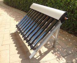 1 Набор солнечного коллектора солнечного водонагревателя, 10 электронные лампы, тепловые трубы вакуумные трубки, новый