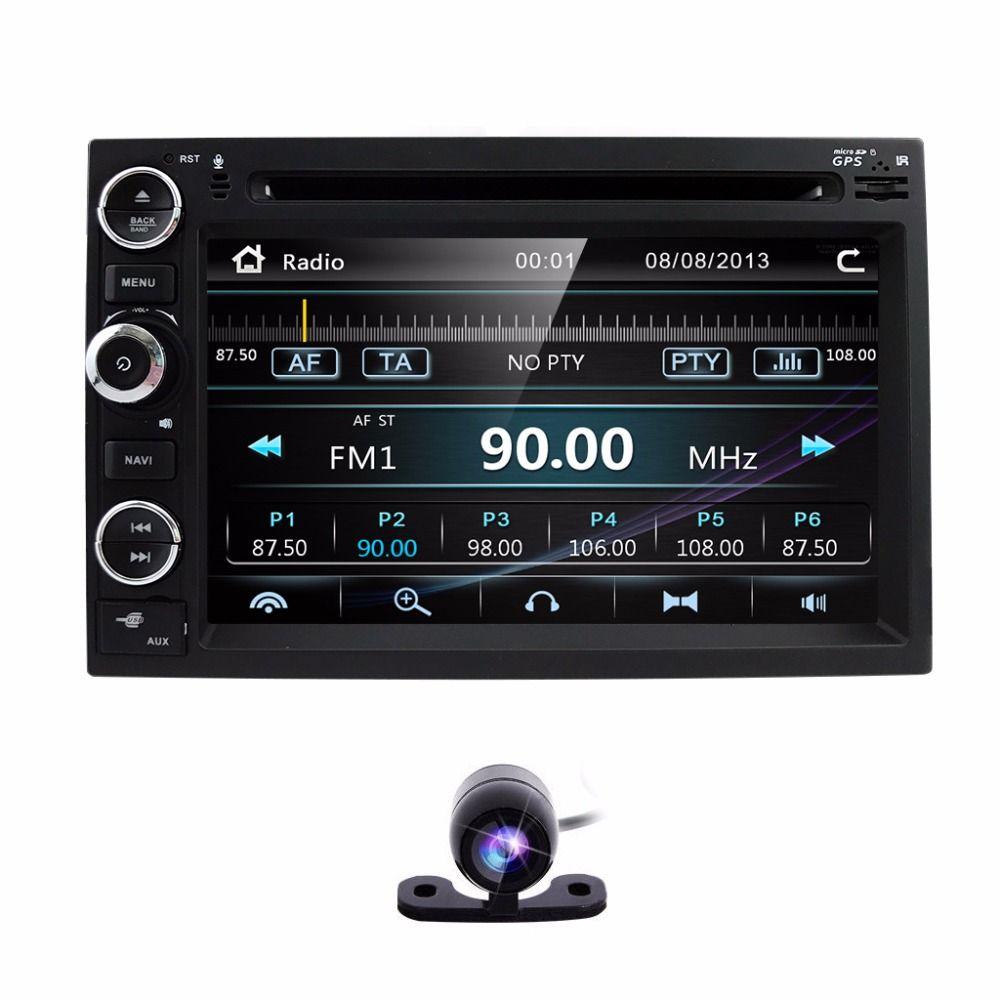 Fit Ford F-150 F-250/350/450/550 Mustang In-dash DVD GPS Navigation Stereo BT Steering rad Ctrl TUPFEN RDS DVBT TPMS KARTE HINTEN CAM