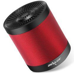 ZEALOT S5 2 портативный Bluetooth динамик Колонка беспроводной сабвуфер Super Bass стерео USB TF карты играть с микрофоном