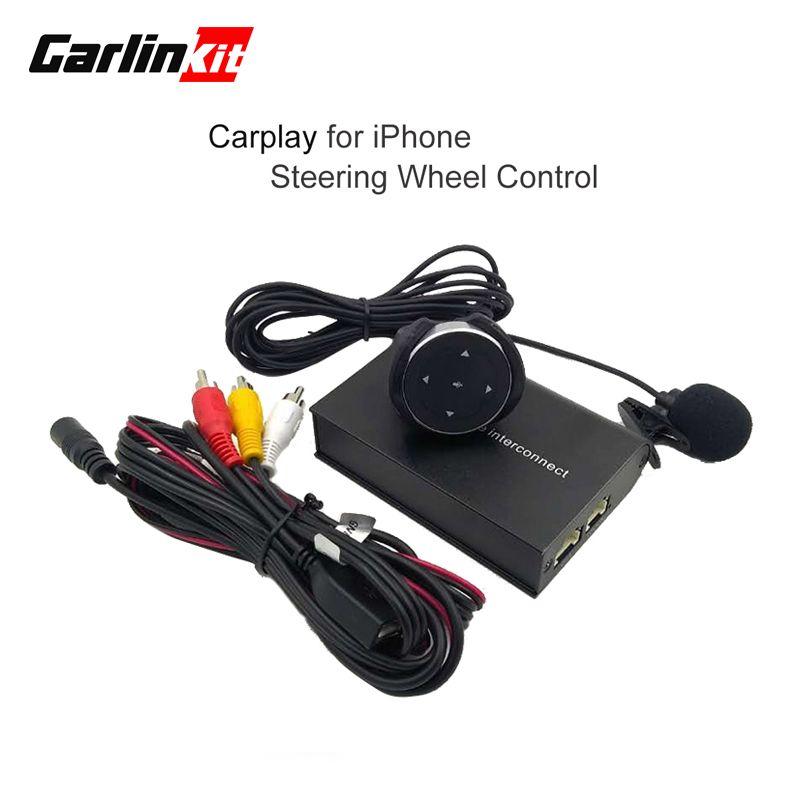 Tous 2din 1din voiture Carlinke carplay boîte volant apple carplay android boîte de Miroir de voiture multimédia gps navigation lecteur