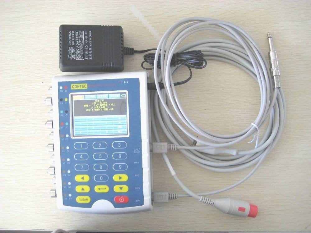 CONTEC New Brand MS400 Multi Parameter Patient Simulator ECG IBP Temperature Patient Simulator