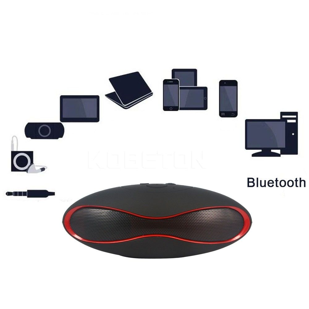 EasyAcc Portable Bluetooth 3.0 Speaker with FM and Call Function Micro TF Card USB Sticks Dual driver for Samsung Xiaomi <font><b>Huawei</b></font>