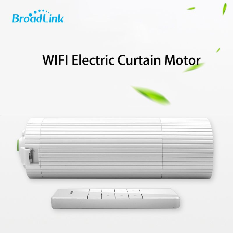 Original Broadlink DNA Dooya DT360E WIFI Electric Curtain Motor Remote Control by IOS Android Smart Home Automation