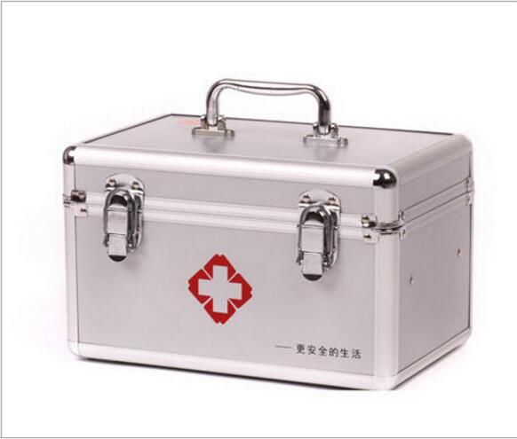 Family portable box earthquake fire emergency box for KOH first aid box vehicle