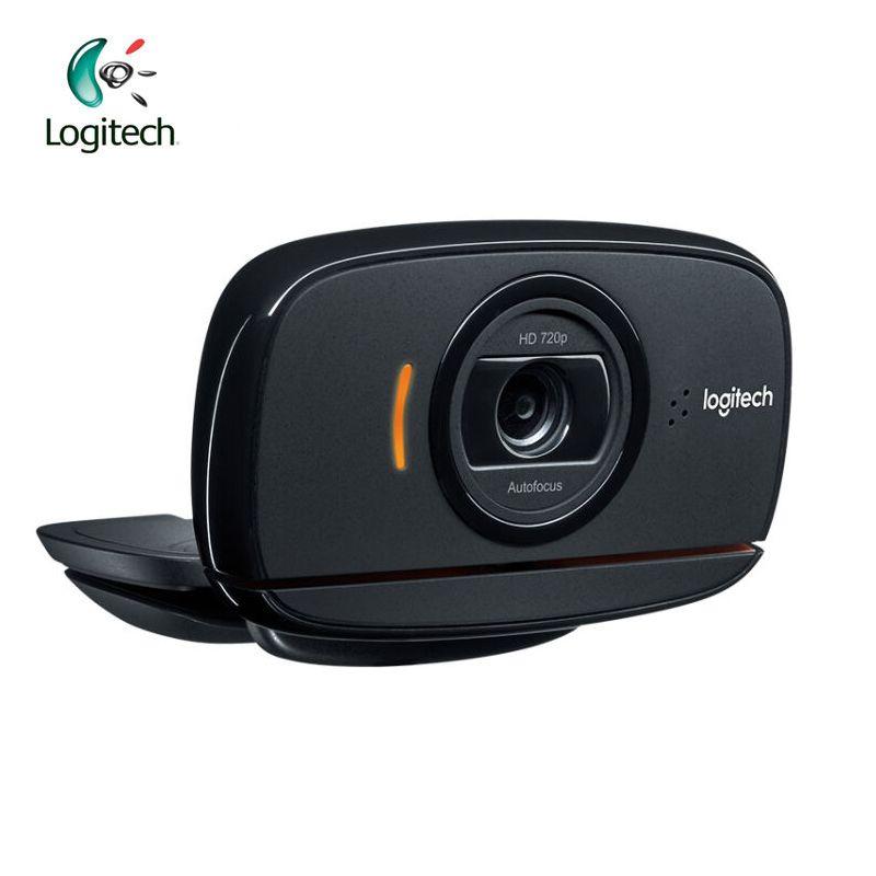 Logitech C525 HD Video Webcam mit Autofokus 8MP Bilder und Eingebaute Mikrofon USB2.0 für Windows 10/8/7 Unterstützung offizielle Test