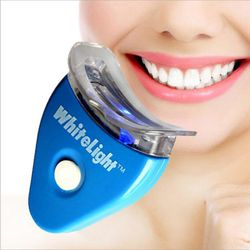 Оригинальный белый свет отбеливание зубов отбеливающего геля отбеливание зубов яркий белый свет зубные диагностический инструмент