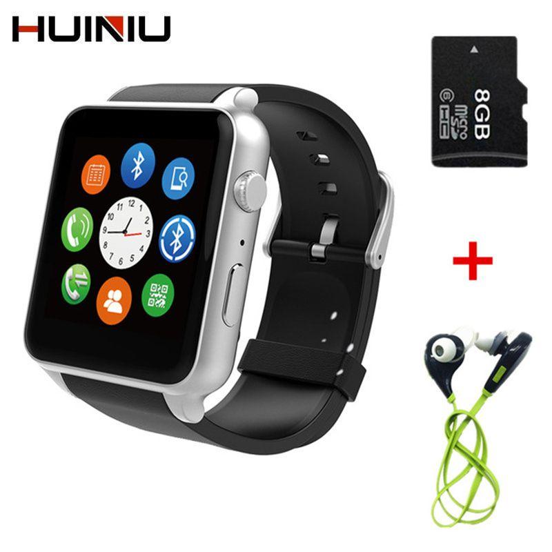 Étanche Montre Smart Watch GT88 Montre-Bracelet Coeur Taux Santé Fitness Mesure avec GSM/GPRS Carte SIM Caméra pour ios android hommes Femme