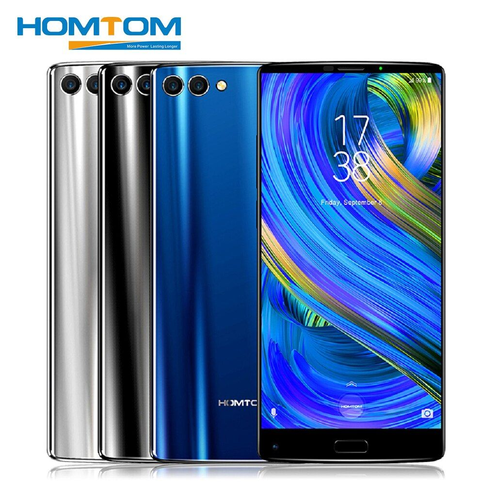 HOMTOM S9 Plus 4G Smartphone 5,99