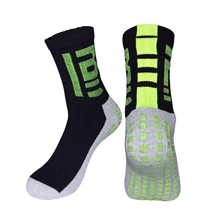 Hohe Qualität Marke Neue Anti-rutsch Fußball Socken Baumwolle Fußball Socken Männer Radfahren Socken Ru'n'ning