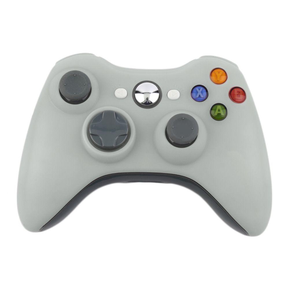 Горячая 2.4 г Беспроводной геймпад игровой пульт дистанционного управления Джойстик с ПК ресивер для Microsoft для Xbox 360 консоли