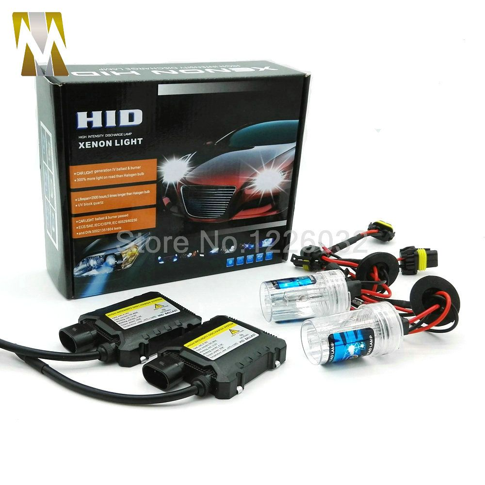 Xenon H1 Hid Kit 55W H7 H3 H4 xenon H7 H8 H10 H11 H27 HB3 HB4 H13 9005 9006 Car light source xenon