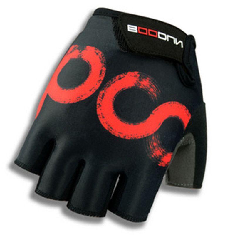 BOODUN S-XXL hommes femmes gants de cyclisme demi doigt Gel gants de vélo enfants BMX garçons filles vélo gant Gym Crossfit Sport gants