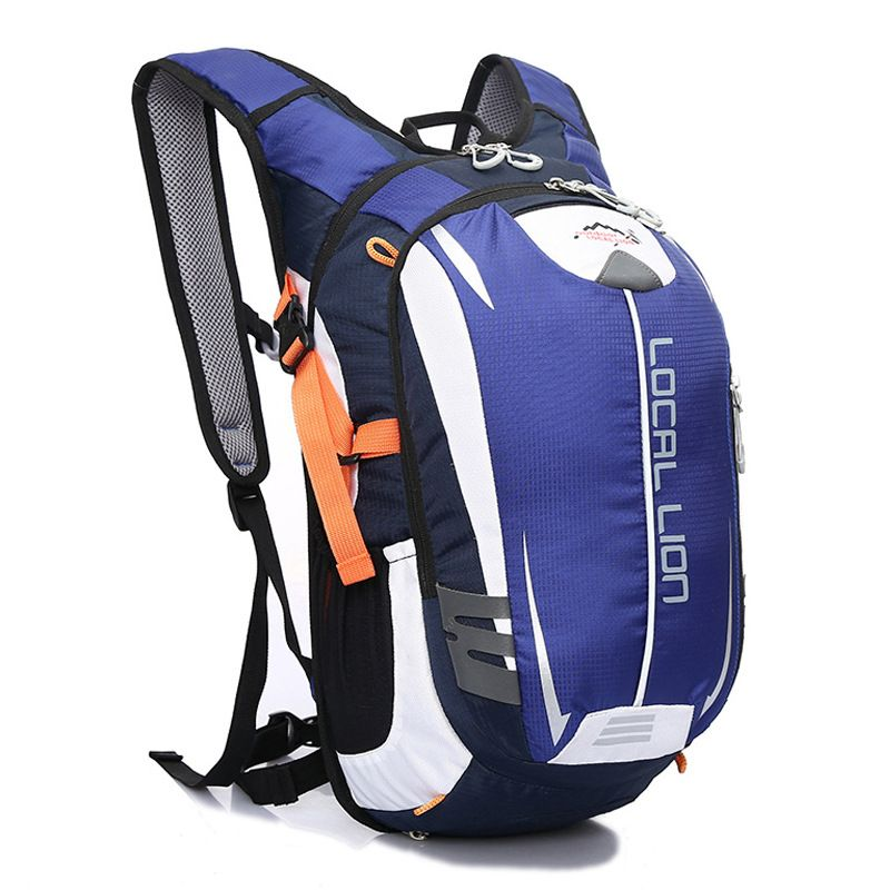 LOCAL LION 18L Waterproof Bicycle Backpack Outdoor Cycling Bike Rucksacks Packsack Riding running Sport Backpack Ride pack