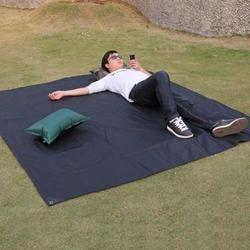 Delicate Promotion Tarp Airbed Waterproof Outdoor Picnic Beach Camping Mat Camping Tarpaulin Bay Play Mat Plaid Blanket