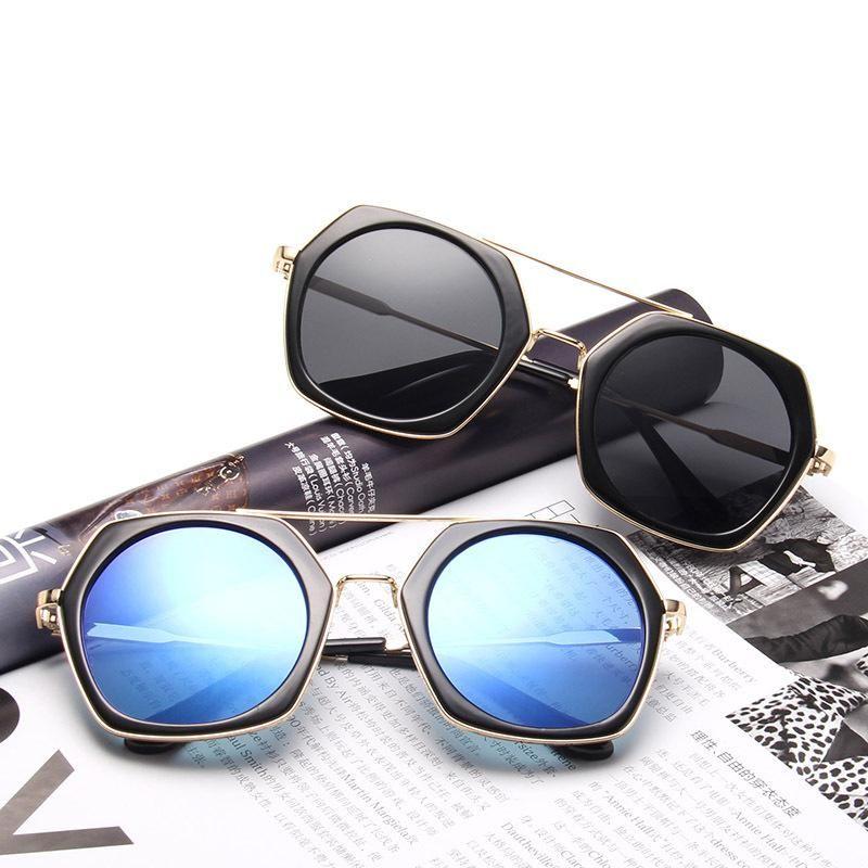 2017, новая мода квадратный женские Shade Солнцезащитные очки для отдыха вождения очки