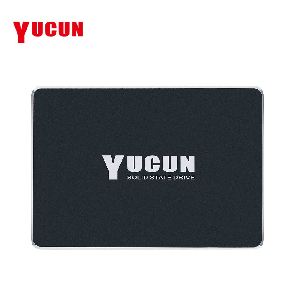 YUCUN SATAIII SSD 16GB 32GB 60GB 90GB 120GB 180GB 240GB 480GB 500GB 512GB Internal Solid State Drive 2.5 inch HDD Hard Drive PC