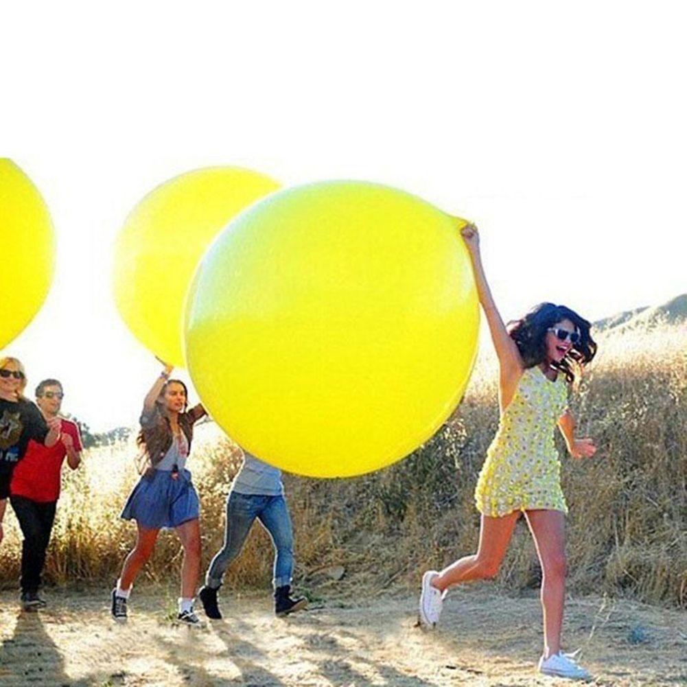 36 pouce Grand Latex Ballons Articles De Fête Décor pour Anniversaire De Mariage Festival