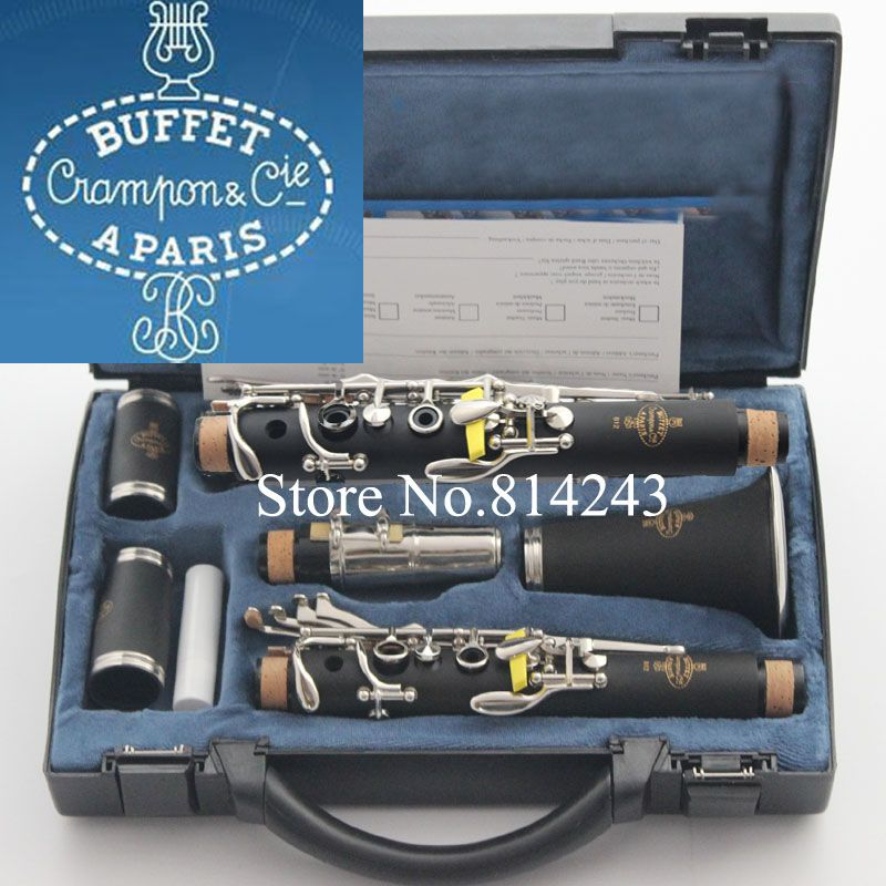 Buffet Clarinet 17 Key Crampon&Cie Apris Bakelite Clarinet 1986 B12 B16 B18 Playing Clarinet Accessories Musical Instruments