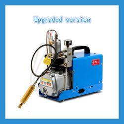 4500PSI 30mpa 300bar pcp pompe air compresseur 220 V haute pression Électrique pompe à air pour bouteille de gaz