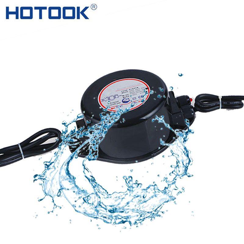HOTOOK AC 12 V alimentation IP67 étanche sous-marine LED pilote 60 W 220 W transformateur AC 110 V 220 V adaptateur pour LED lumière de piscine