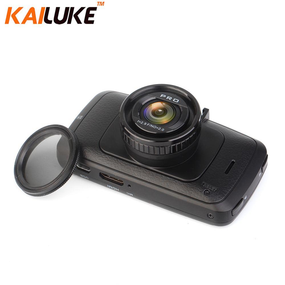 Ambarella A7 Auto DVR GPS 1296 P A7LA70 Dash Cam Auto Kamera Full HD 1080 P DVRS Videorecorder Camcorder Auto Kamera BlackBox A7180