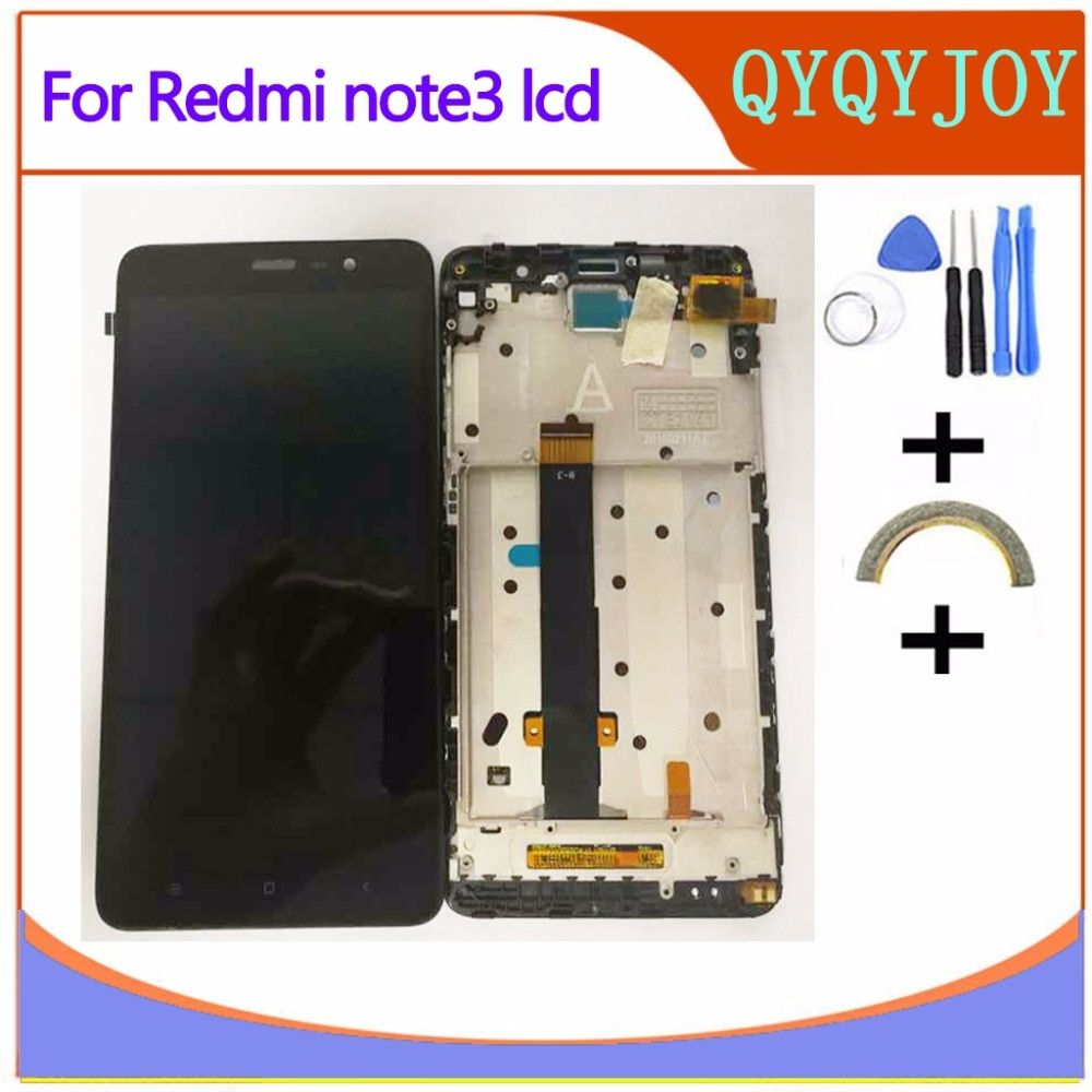 Lcd Screen for Redmi Note 3 Pro Soft-key Backlight Replace LCD Display+Touch Screen for Xiaomi Redmi Note 3/Prime 5.5''